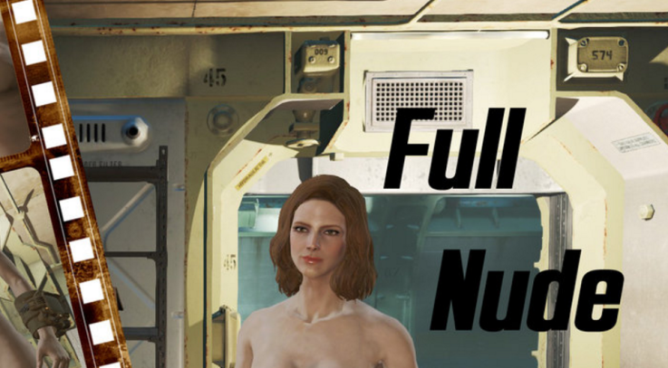 Fallout piper ist nackt