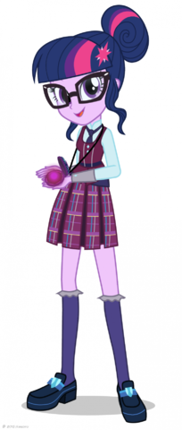 Mlp twilight sparkle equestria girl