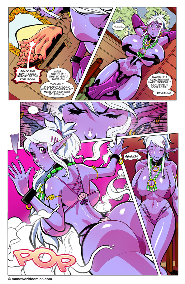 Monster high comics porno